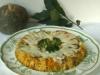 Anello di verdure autunnali
