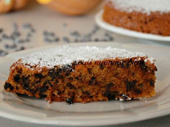 Torta Di Zucca Cannella E Cioccolato