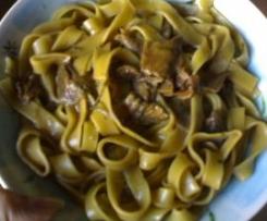 Fettuccine ai funghi porcini