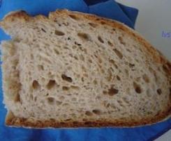 Pagnotta con farine miste - Pasta madre e Tang Zhong