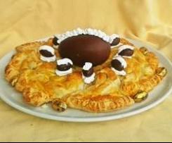 torta Chantal girandola pasquale contest