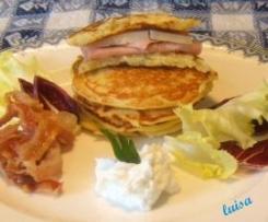 Pancakes di cavolfiore