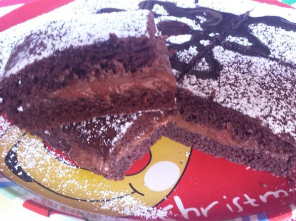 Torta Deliziosa Mascarpone E Nutella è Un Ricetta Creata Dallutente