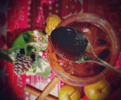 Confettura di pere volpine e vino rosso-CONTEST NATALE