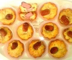 miniwurstel tartufati celiachia FINGER FOOD