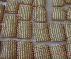 Biscotti tipo rigoli