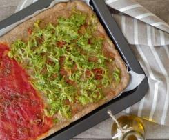 PIZZA FATTA IN CASA SENZA GLUTINE