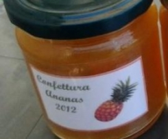 Confettura di Ananas