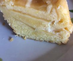 Torta Aliciotta / variante della torta al limone cotta a vapore cookidoo