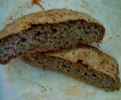 pane casereccio con grano saraceno gluten-free