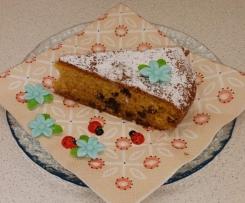 Torta deliziosa senza glutine senza lattosio senza lievito