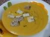 Vellutata saporita di finocchi e carote