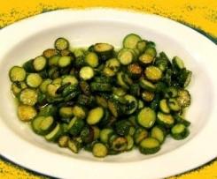 Zucchine all'Aceto Balsamico