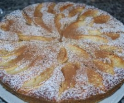 "Torta di mele e mandorle a ""modo mio"""