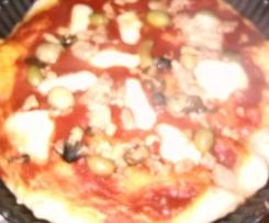 La pizza di Soniettam