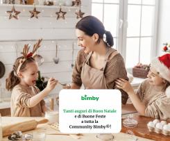 Tanti auguri di Buon Natale da Team Bimby