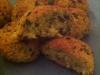 Polpette al forno - zucchine, ricotta e tonno