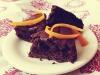 Brownies vegan, senza glutine, alla zucca e spezie