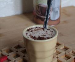 Finta Crema di caffè veloce senza uova