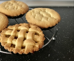 Crostata di mele di nonna Odetta