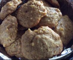 Biscotti morbidi alla mela