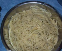 spaghetti aglio olio e peperoncino come da ric. by corrada