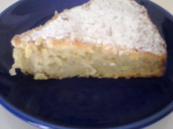 Torta Light Bimby.Torta Light Alle Mele E Banana Senza Burro Uova E Latte