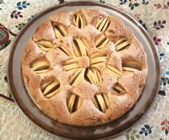 Torta di mele (senza lattosio)