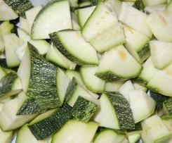 Zucchine dietetiche