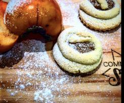Ciambelle morbide con marmellata di Caki profumate al Grand Marnier /preparazione con Bimby Friend
