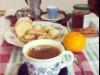 The all'arancia (tè)