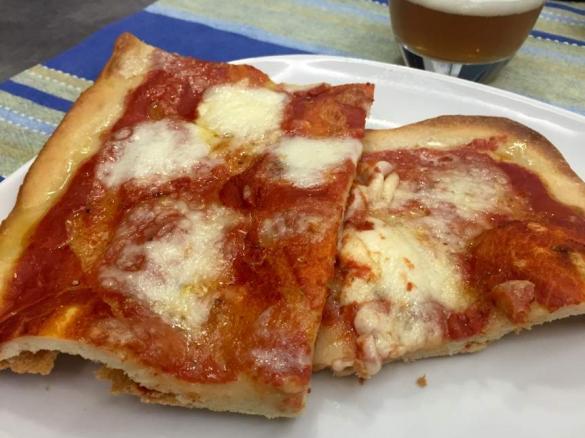 Pizza Dellultimo Momento Con Lievito Madre Non Rinfrescato Da