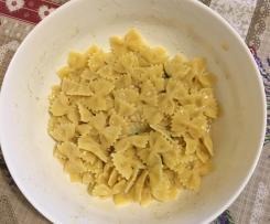 Pasta risottata alla birra con pecorino-Contest pasta risottata