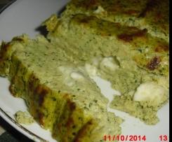 Plumcake di zucchine