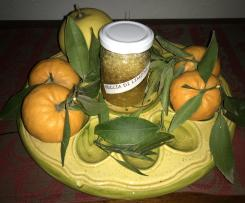 Scorze agrumate sotto zucchero