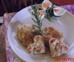 Hamburgher di pollo