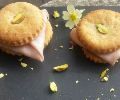 Biscotti Salati per apericena  (Contest Biscotti Salati )