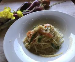 Spaghetto al cipollotto fresco di Tropea -Contest primavera
