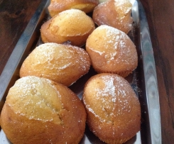 Madeleines in altre forme