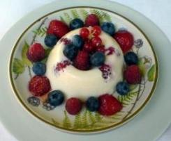 Budino di yogurt