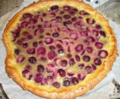 Crostata di duroni (o di ciliegie)