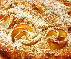 Torta rosa di mele al malvasia contest FESTA DELLA MAMMA