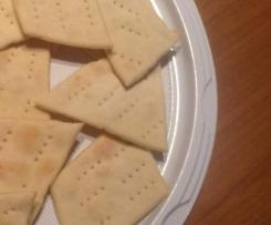 Crackers al kamut