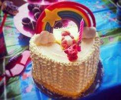 Torta Iridella