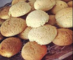 biscotti al limone belli e semplici