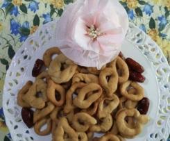 Taralli dolci speziati -contest-
