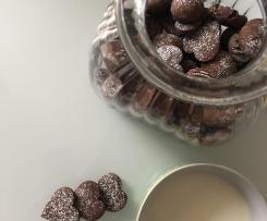 Frollini al cacao e arancia