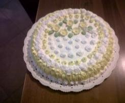 torta compleanno al limone