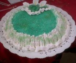 torta 40 di matrimonio