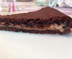 Frolla al cacao con ripieno